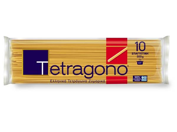 TETRAGONO ΜΑΚΑΡΟΝΙ Νο 10 500γρ (12) - Κωδ. 1728002
