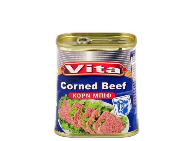 VITA CORNED BEEF 200γρ. - Κωδ. 2501001