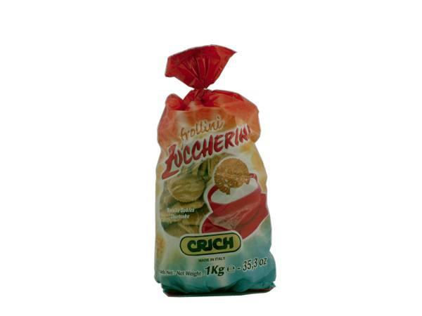 CRICH ΜΠΙΣΚΟΤΑ ZUCCHERINI 1 kg - Κωδ. 3005001