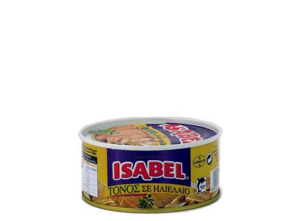 ISABEL ΤΟΝΟΣ ΣΕ ΗΛΙΕΛΑΙΟ 160γρ. - Κωδ. 3402002