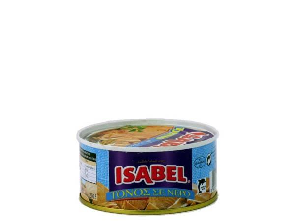 ISABEL ΤΟΝΟΣ ΣΕ ΝΕΡΟ 160γρ. - Κωδ. 3402005