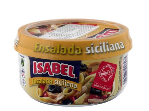 ISABEL ΤΟΝΟΣΑΛΑΤΑ SICILIANA 250γρ. - Κωδ. 3403023