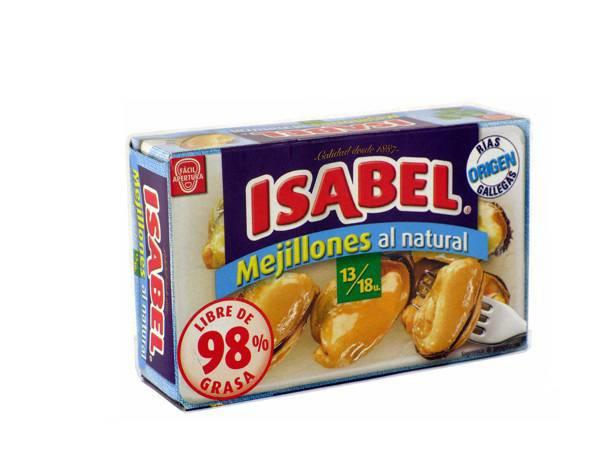ISABEL ΜΥΔΙΑ ΣΕ ΑΛΜΗ 115γρ. - Κωδ. 3406001
