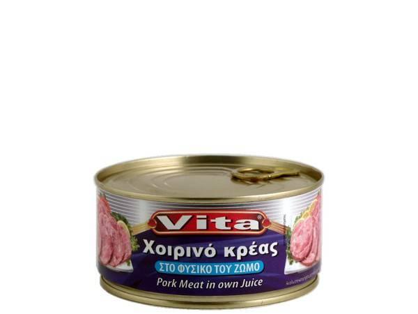 VITA ΧΟΙΡΙΝΟ ΚΡΕΑΣ 300γρ. - Κωδ. 3501002