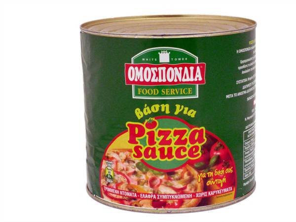 OMOSPONDIA PIZZA SAUCE CAN 2600g - Code 4304021