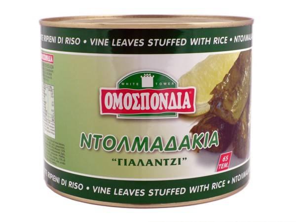 OMOSPONDIA DOLMADAKIA CAN 2kg - Code 4320010