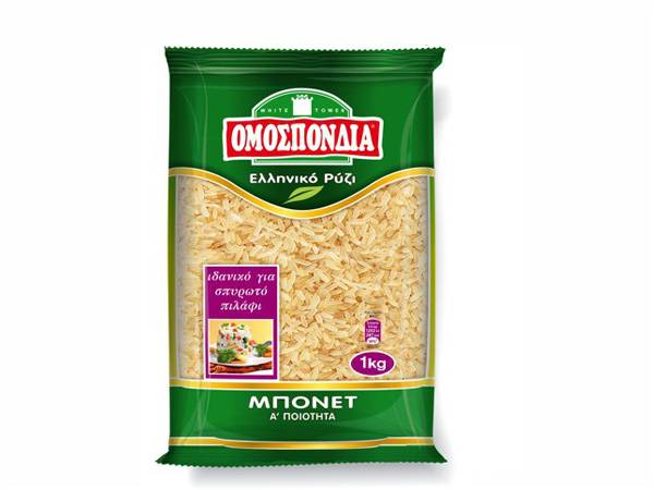 OMOSPONDIA PARBOILED RICE 1kg - Code 4337011