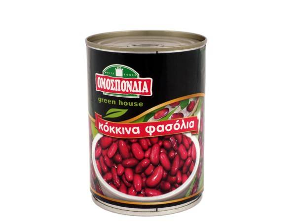 OMOSPONDIA RED BEANS CAN 380g - Code 4340001