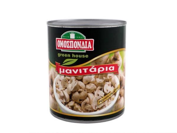 OMOSPONDIA MUSHROOMS S&P CAN 800g - Code 4352001