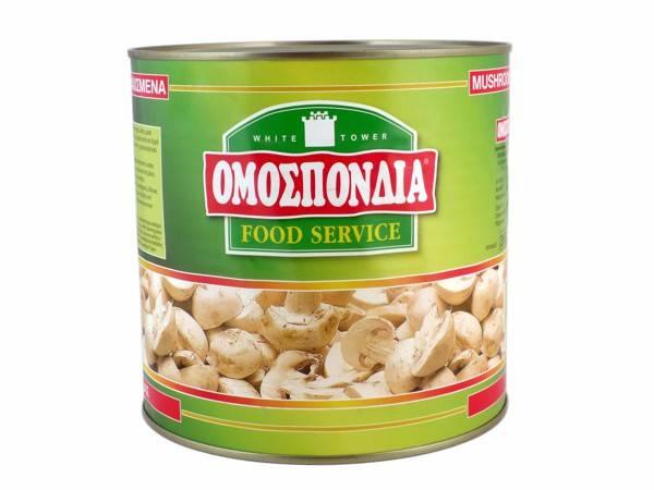 OMOSPONDIA MUSHROOMS S&P CAN 2450g - Code 4353001