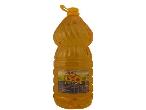 OMOSPONDIA SUNFLOWER OIL 10lt PET - Code 4357001