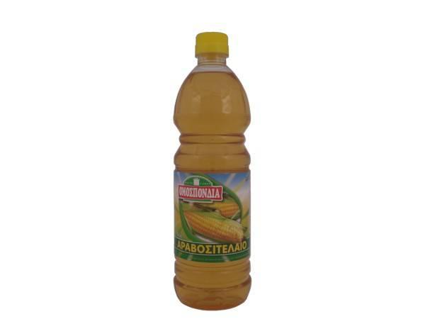 OMOSPONDIA CORN OIL 1lt PEΤ - Code 4361001