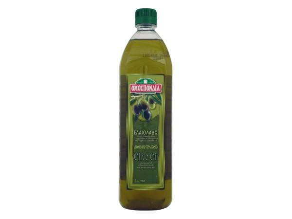 OMOSPONDIA OLIVE OIL 1lt PET - Code 4365001