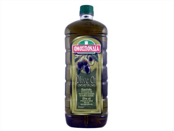 OMOSPONDIA OLIVE OIL 2lt PET - Code 4365010