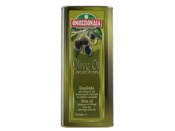 OMOSPONDIA OLIVE OIL 5lt - Code 4365020