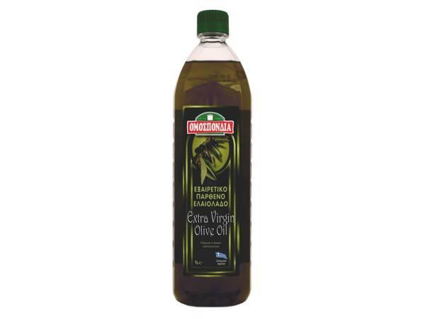 OMOSPONDIA EXTRA VIRGIN OLIVE OIL 1lt PET - Code 4366001
