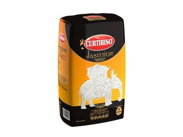 CURTIRISO ΡΥΖΙ JASMINE D/S 1kg - Κωδ. 4402003